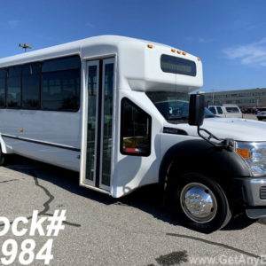 Used-Preowned-Secondhand-2014-Ford-F550-Eldorado-Wheelchair-Shuttle-Bus-For-Sale