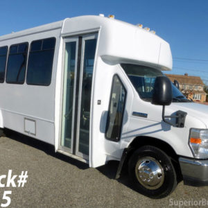 Used-Preowned-Secondhand-2014-Ford-E450-Wheelchair-Short-Bus-For-Sale