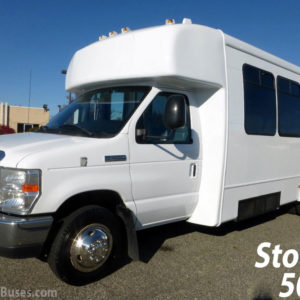 Used-Preowned-Secondhand-2014-Ford-E450-Wheelchair-Church-Bus-For-Sale